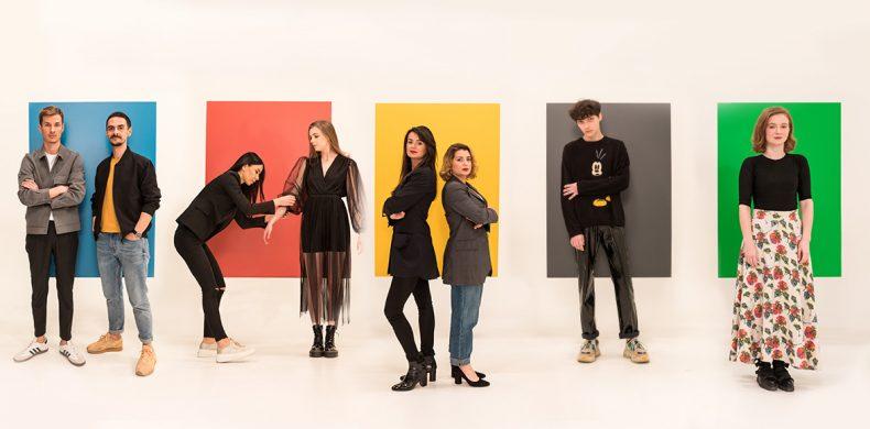 OLX x Molecule F: 5 designeri români transformă haine simple în ținute cu personalitate