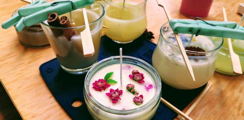 Cum faci lumânări parfumate homemade – cele mai apreciate rețete