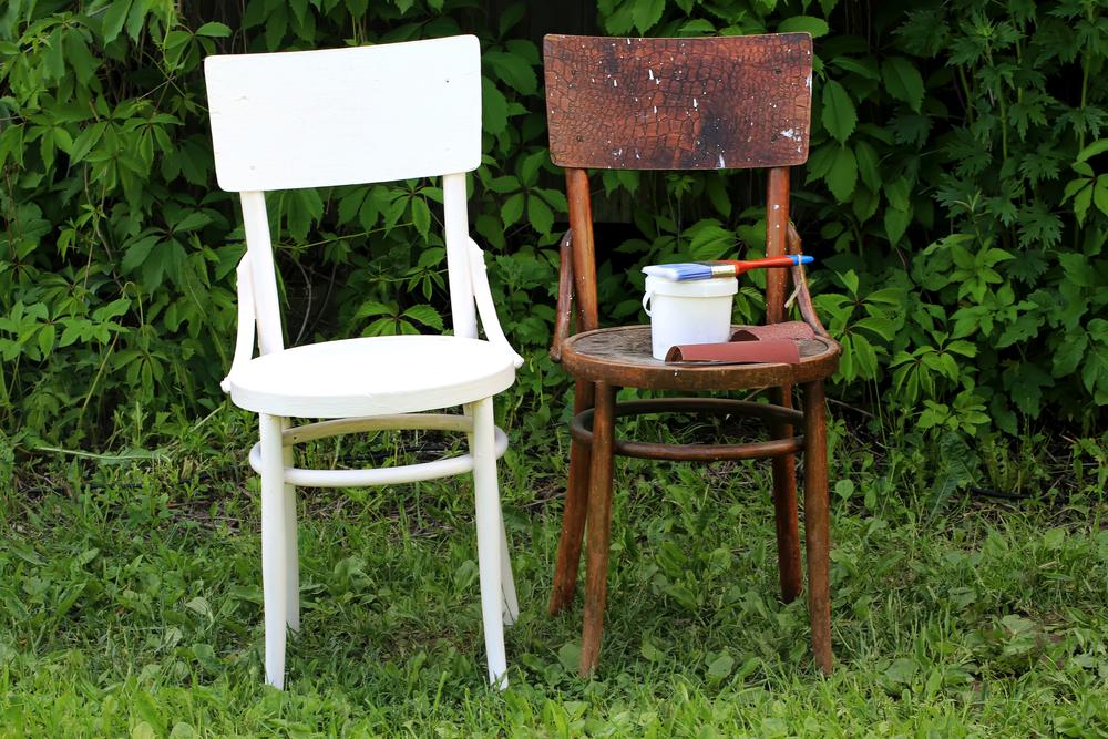 Cum reconditionezi scaunele vechi