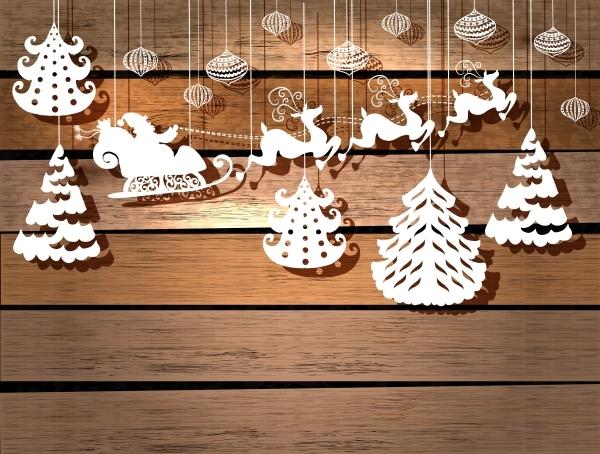 Ornamente de Craciun din hartie