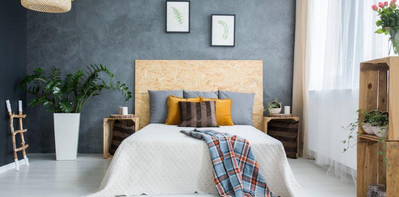 Cum să îți amenajezi dormitorul fără cheltuieli prea mari