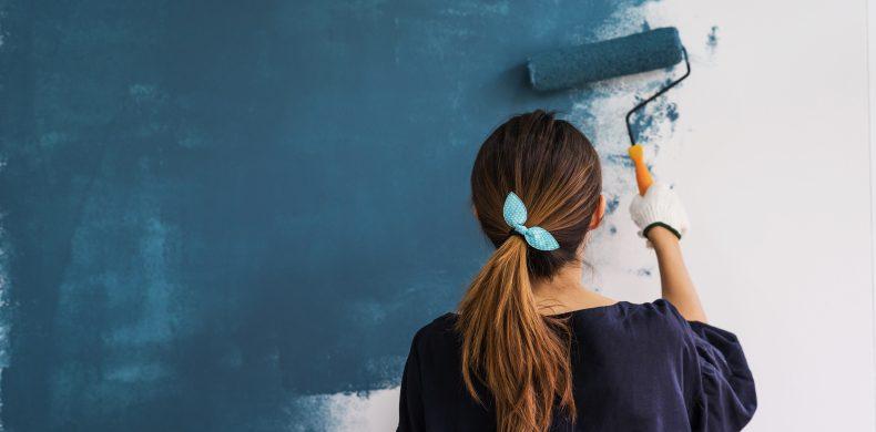 Zugrăvirea pereților acasă: cele mai utile trucuri