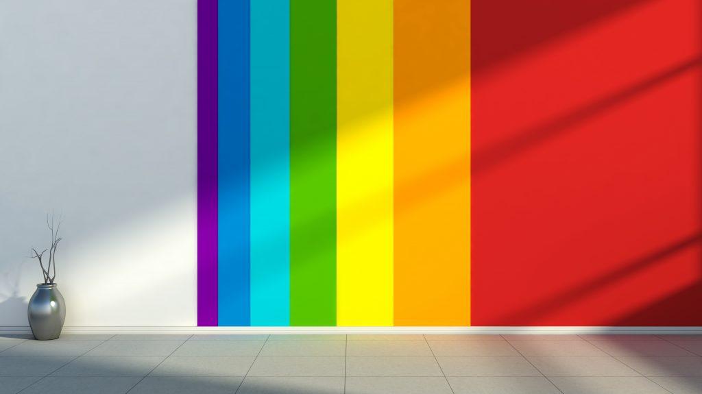 Culori perete