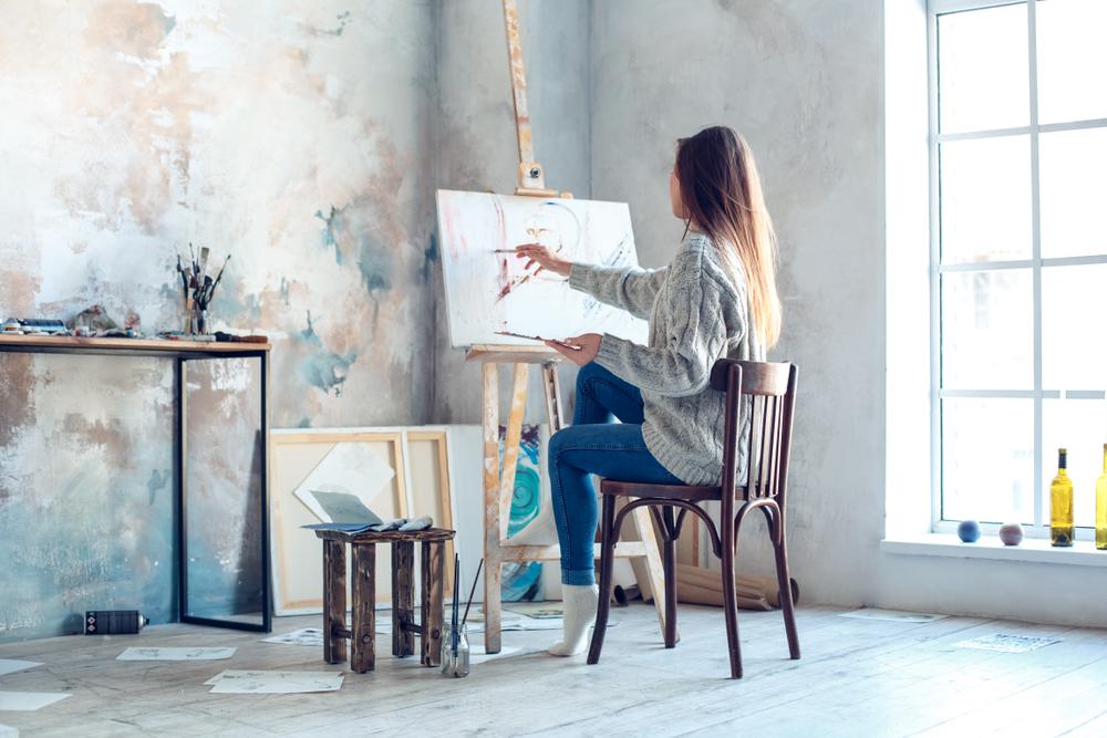 activitati artistice antistres