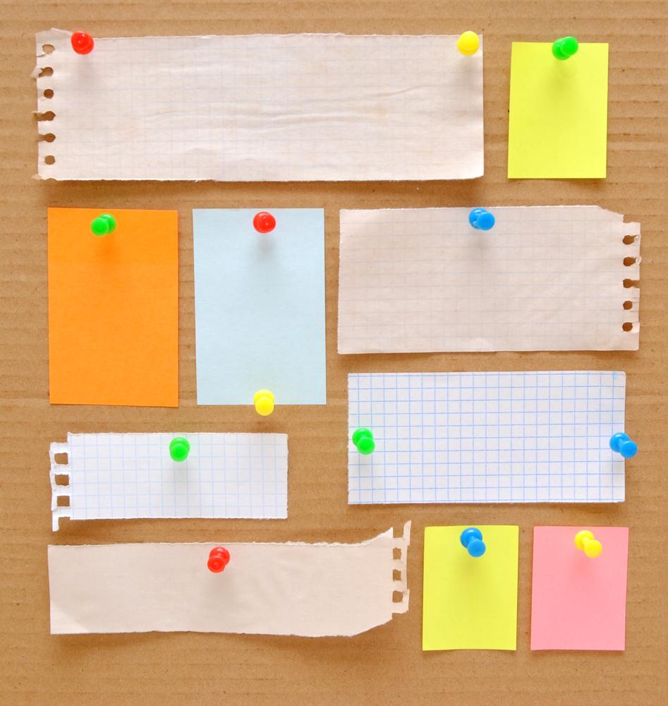 accesorii de birou din materiale reciclabile
