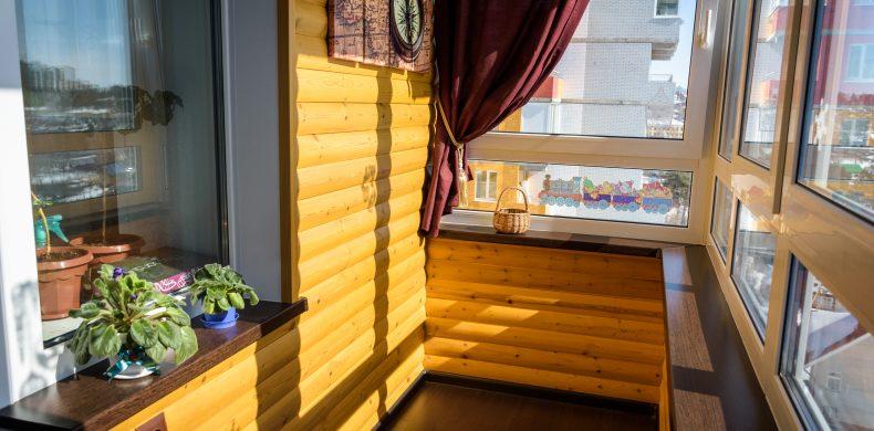 Amenajarea balconului: idei pentru DYI cu buget redus