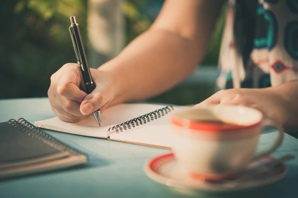 Tehnica scrierii in jurnal