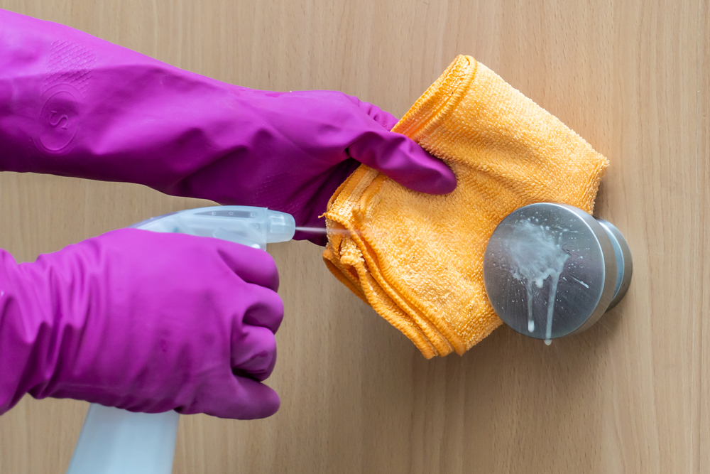 Locurile din casa care ascund bacterii