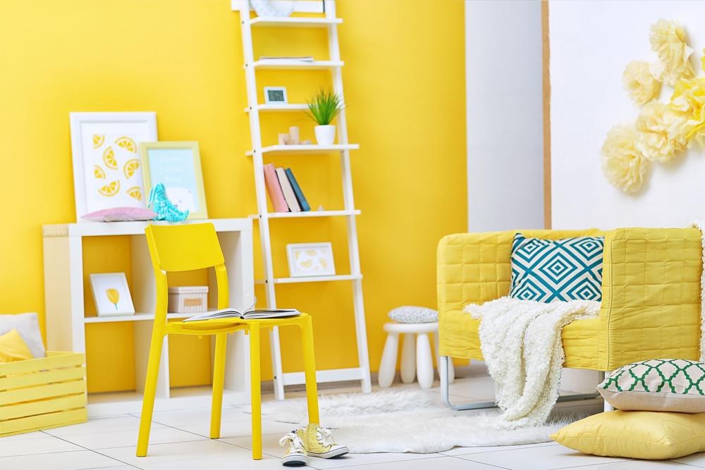semnificatia culorii galben
