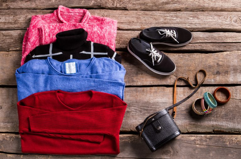 cum pregatesti hainele vechi pentru vanzare