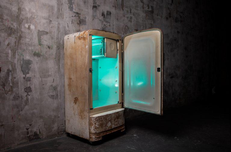 ce poti face cu un frigider vechi