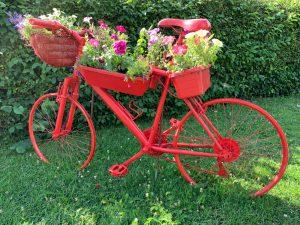 idei de reutilizare a bicicletei