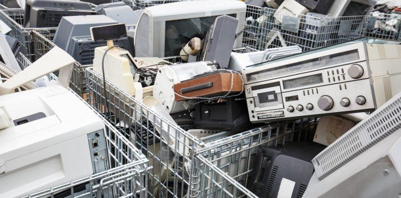 Deșeurile electrice, electronice și electrocasnice: ce sunt și ce faci cu ele
