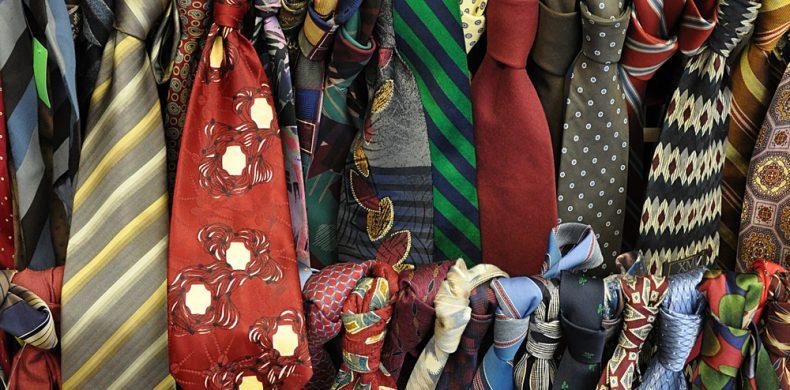 Cum poți reutiliza cravatele vechi