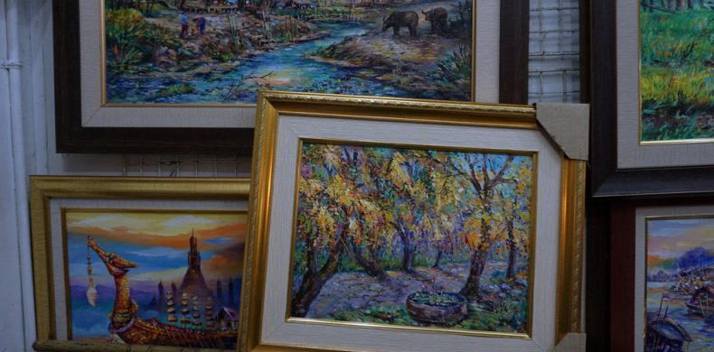 Cum se stabilește valoarea unui tablou pictat, când vinzi sau cumperi o astfel de operă de artă