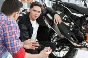 cum valorifici vechea motocicleta