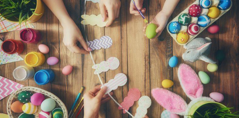 Cum îți decorezi casa de Paște – 5 idei DIY de pus în practică